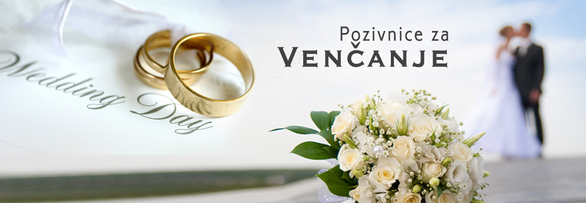 pozivnice za venčanje